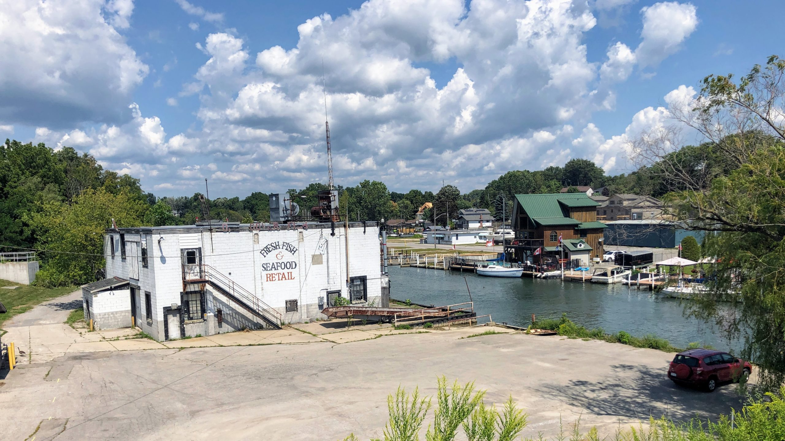 Fresh Fish & Seafood Retail Port Dover