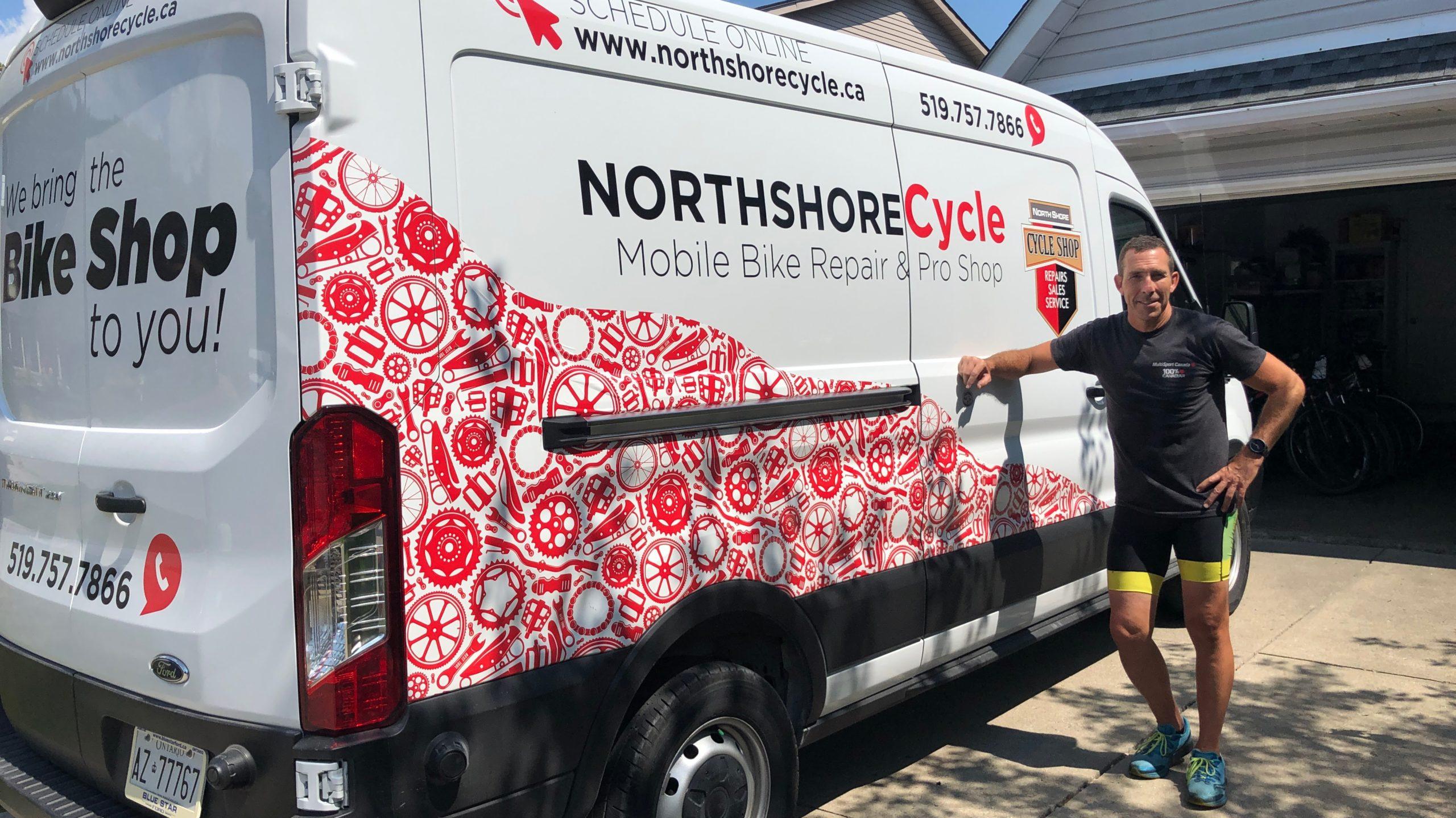 Scot at North Shore Cycle