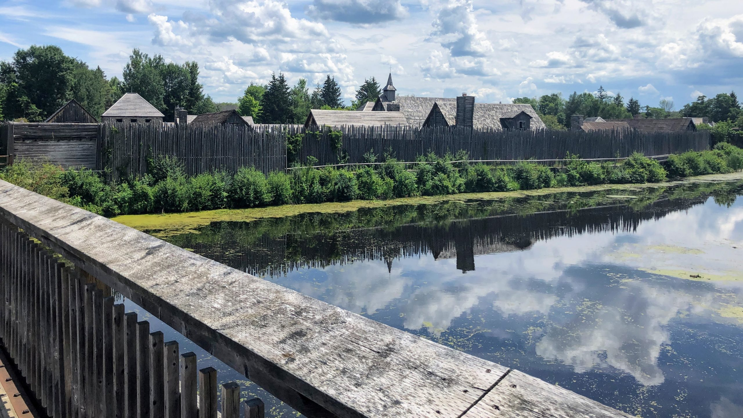 Sainte-Marie among the Hurons and the Wye River, Simcoe County Loop Trail